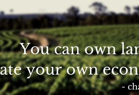 Land can be a profitable investment for you!