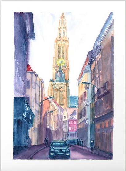 Antwerp Street magic