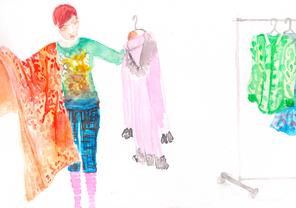 Подсказка №10 «Как носить цветочные принты?».