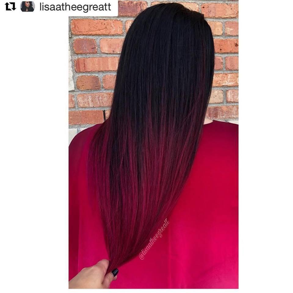 Colored Hair by @LisaatheeGreatt