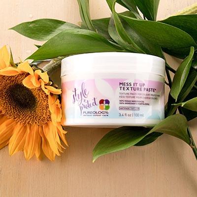 Pureology / Mess it up Texture Paste / Sahair Salon
