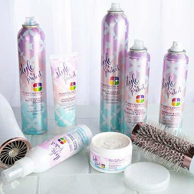 Pureology Hair Styling Products
