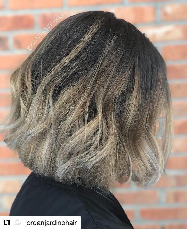 Short hair / Sahair Salon / @JordanJardinoHair