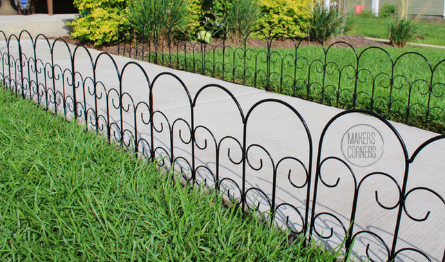 7 Stylish Garden Border Ideas