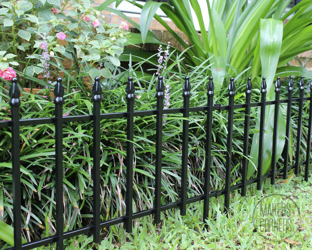 How to Install the Small Empire Garden Border