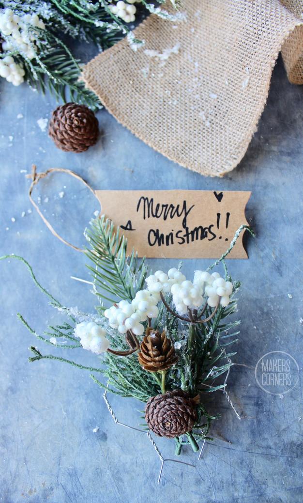 DIY: Gift Tags For Christmas