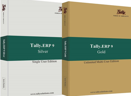 Moving to the Next Financial Year in Tally.ERP 9