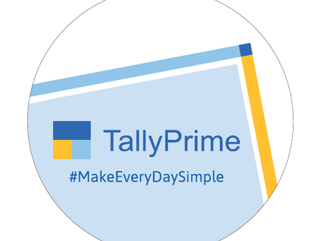 Introduction of TallyPrime