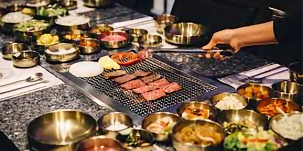 Kkoki Korean BBQ with Korean etiquette