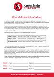 Tenant Information - Sunshine Coast Rentals