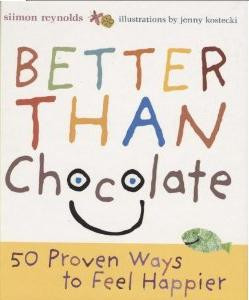Book: Better than Chocolate