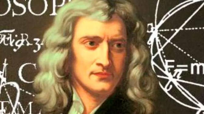 Newton y su cuarentena