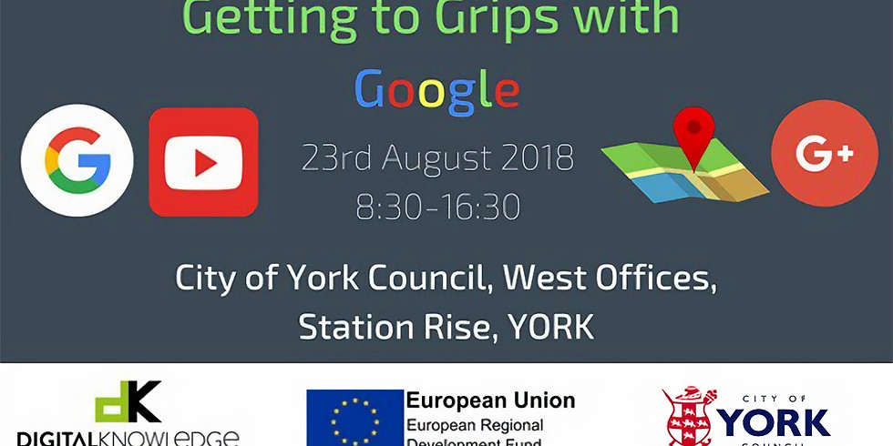Getting to Grips with Google