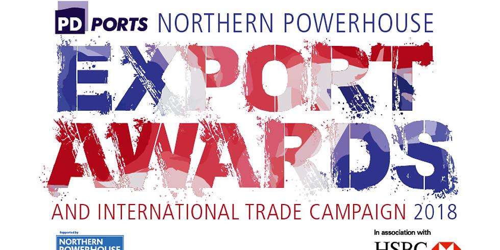 Northern Powerhouse Export Awards