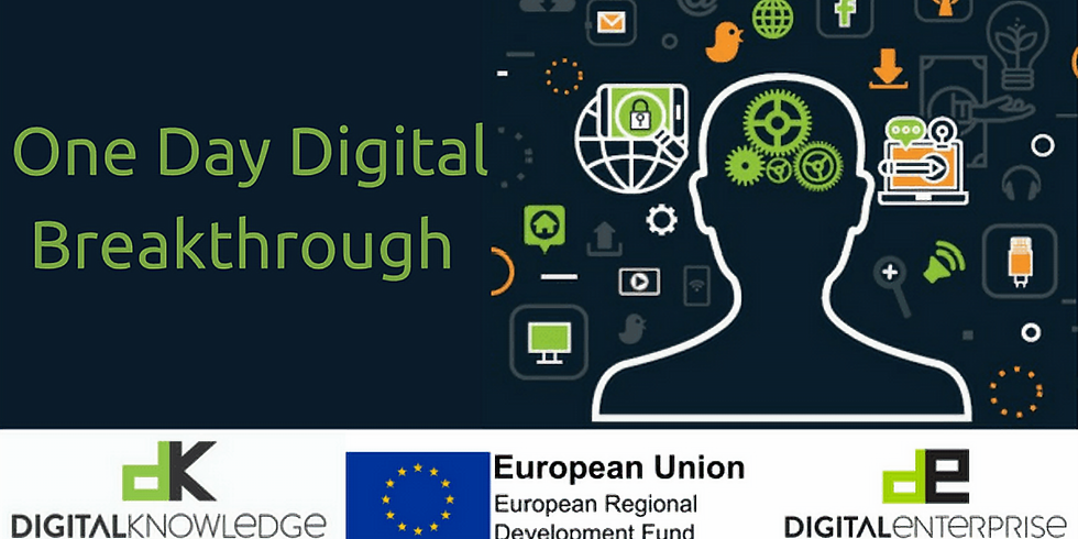 One Day Digital Breakthrough - Video Marketing (Huddersfield)