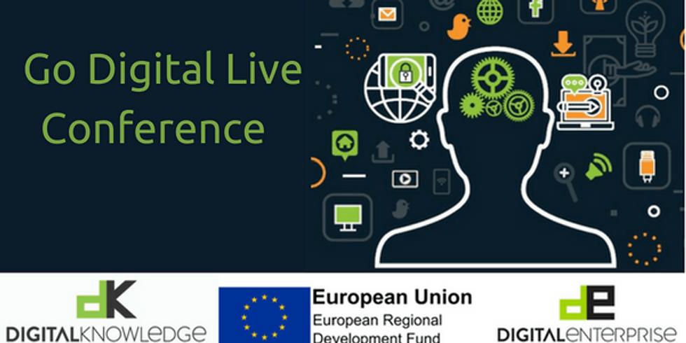 Go Digital Live Conference