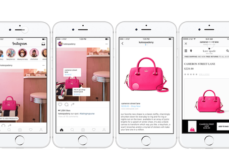 How to make your Instagram feed shoppable