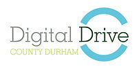 Digital Drive County Durham Logo