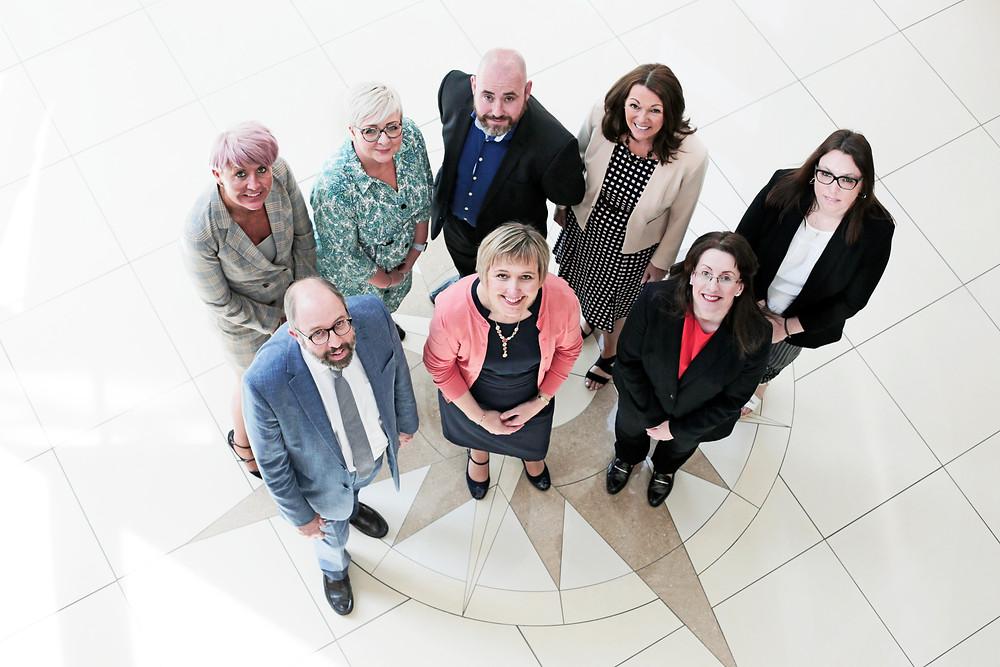 County Durham Growth Fund staff