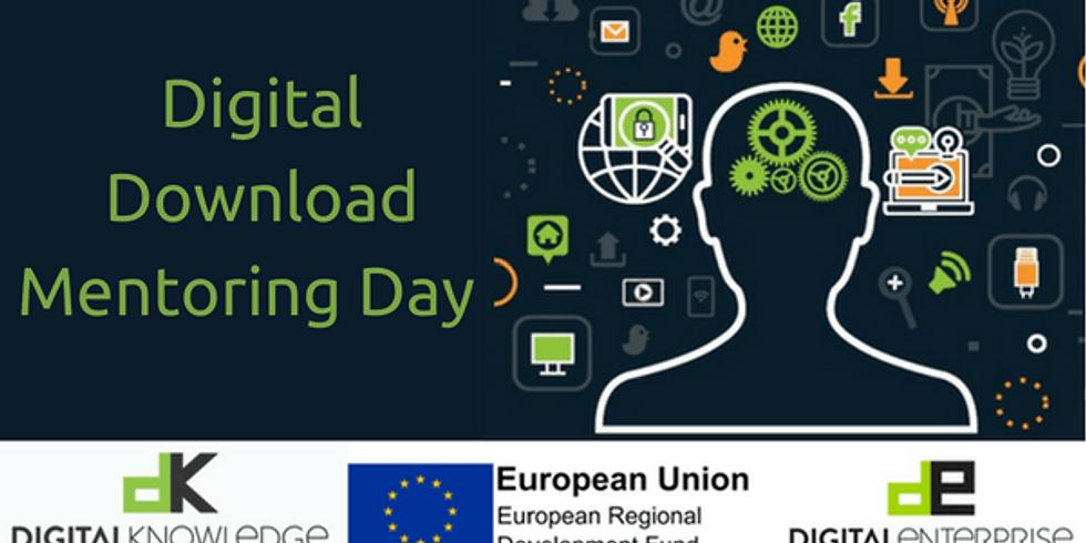 DKE Digital Download Mentoring Day - Leeds