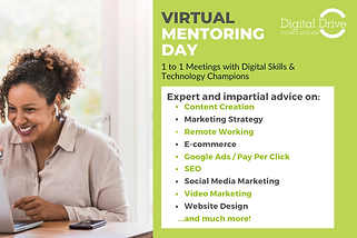 Mentoring Day Promotional Image