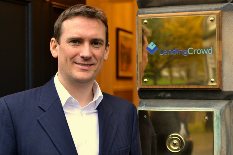Stuart Lunn, CEO and co-founder, LendingCrowd