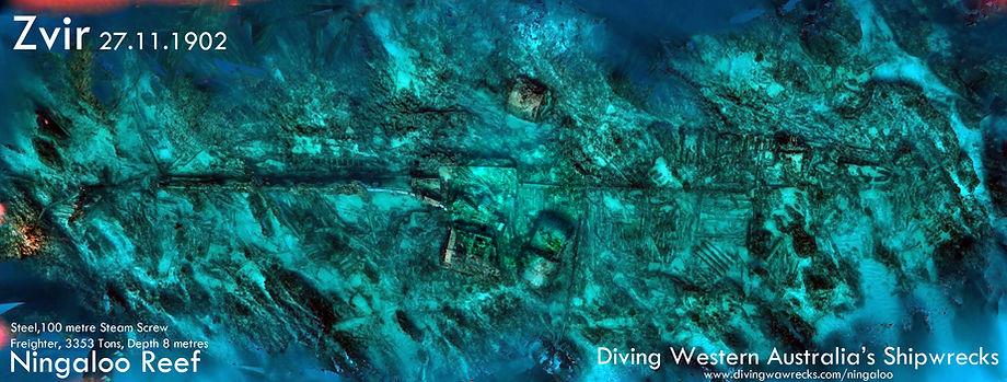 Zvir  Shipweck Western Australia