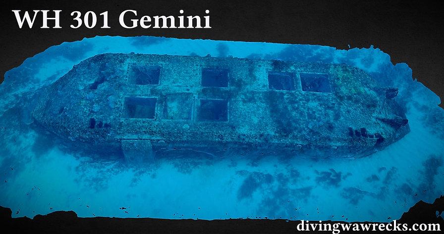 Gemini  Shipweck Western Australia