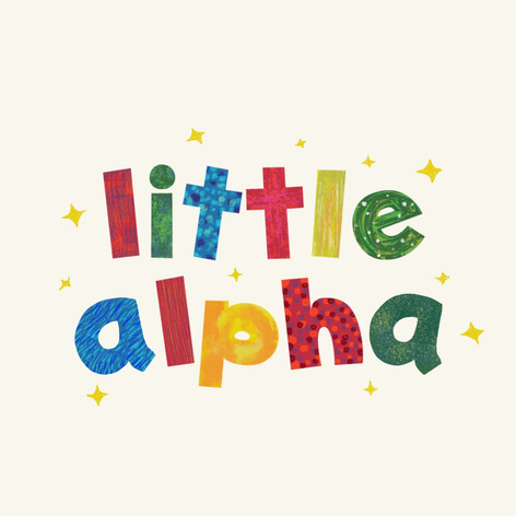 Logo for Little Alpha