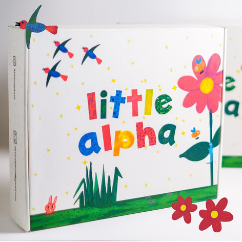 Packaging for Little Alpha