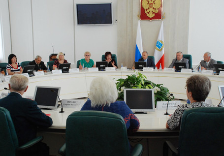 Выездное заседание Правления Организации в г.Саратов