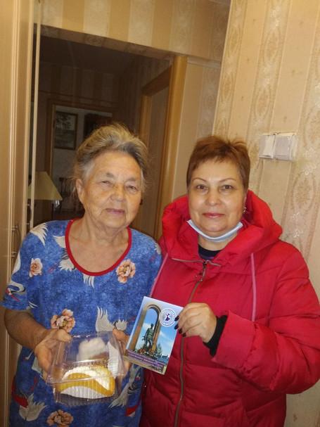 Международный День пожилых людей отметили в Красноярском крае