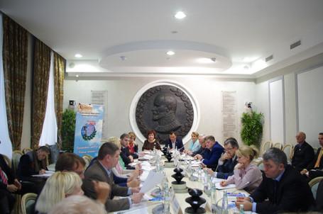 В Общественной палате России, обсудили проблемы социальной защиты ветеранов и членов семей погибших