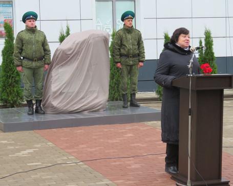 В День города увековечили память погибших защитников Отечества
