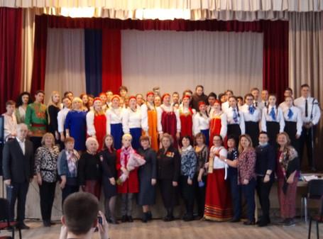 Фестиваль-конкурс художественного творчества в Орловской области