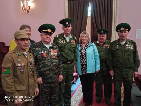 В Орле торжественно открыт Музей Пограничных войск