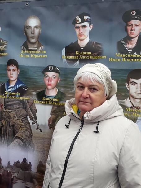 В Санкт-Петербурге прошли мероприятия, посвященные памяти погибших морских пехотинцев и десантников