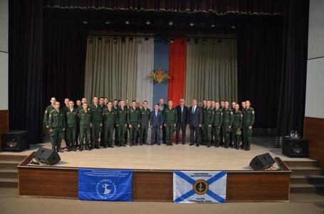Встреча с Героями Российской Федераии