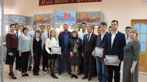 Студенты Оренбургского техникума железнодорожного транспорта ОрИПС — филиала СамГУПС стали обладател