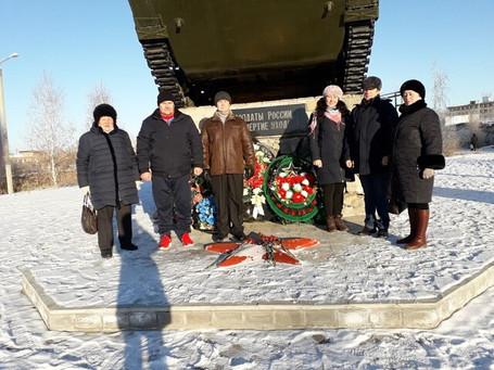 День памяти погибших на Северном Кавказе