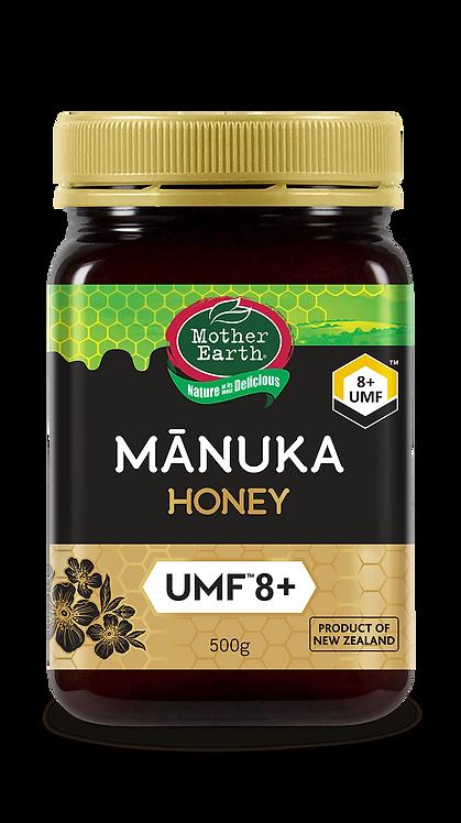 「媽媽農場」紐西蘭麥蘆卡蜂蜜UMF™ 8+  (500克)