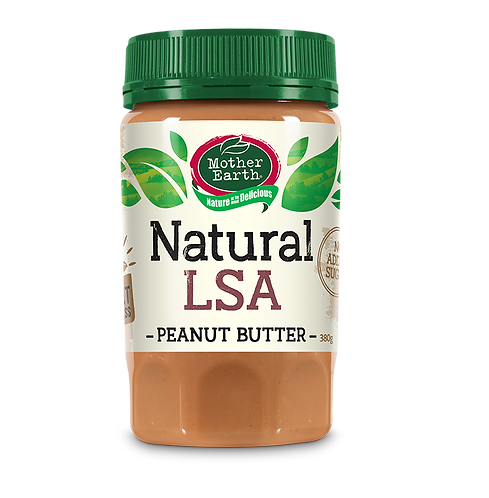 Mother Earth Peanut Butter LSA