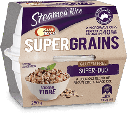 SunRice Microwave Cup SuperGrains (Super- Duo)