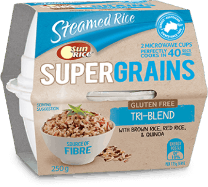 SunRice Microwave Cup SuperGrains (Tri-Blend)