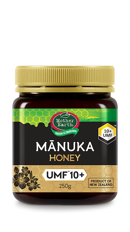 Mother Earth Mānuka Honey UMF™ 10+ (250g)