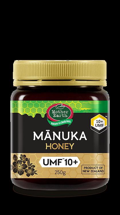 「媽媽農場」紐西蘭麥蘆卡蜂蜜UMF™ 10+  (250克)