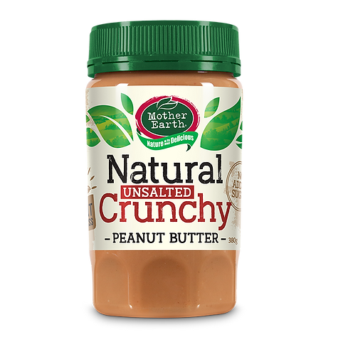 Mother Earth Peanut Butter Crunchy