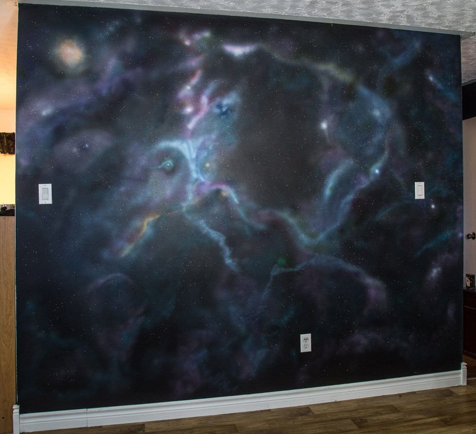 Alicia Robichaud Galaxy Wall.jpg