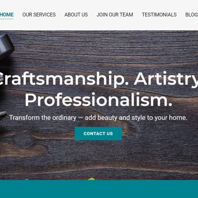 Raleigh Woodworks Website