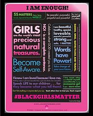 IAmEnoughPoster-#BLACKGIRLSMATTER.png